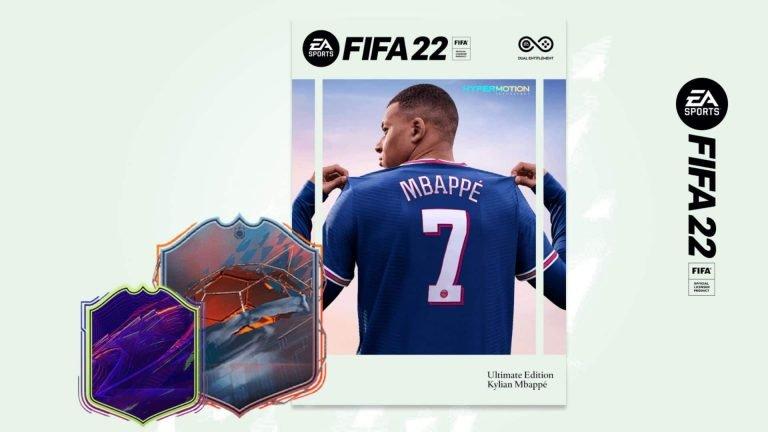 FIFA 22 Legacy Edition (Switch)